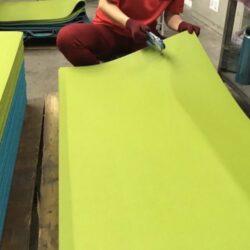 yoga mat factory