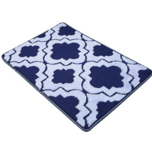 Private Label Washable Indoor Striped Farmhouse Front door Rugs  Wholesale
