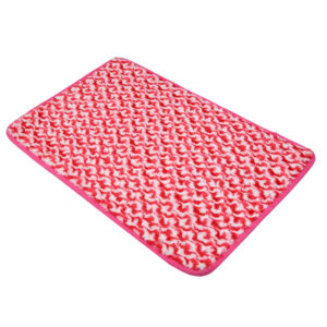 Factory Ultra Soft Indoor  Mats Vintage Kitchen Non Slip Absorbent Rugs  Wholesale