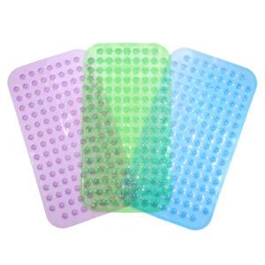Wholesale Custom PVC Plastic Massage Foot Bath Mat