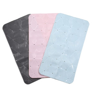 Wholesale  Custom PVC Plastic Bath Non Slip Mat
