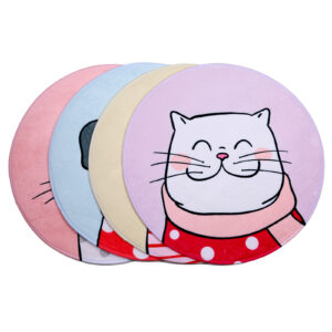 Private Label Lovely Round Mats Wholesale Soft Living Room Rug