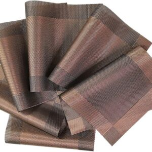 Custom Place Mat Table Mats PVC Wholesale