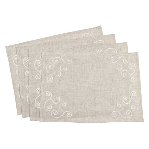 fabric table mats wholesale