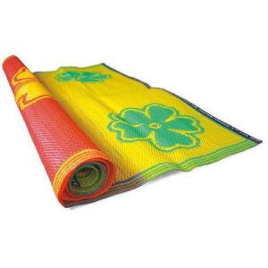 plastic indoor mat