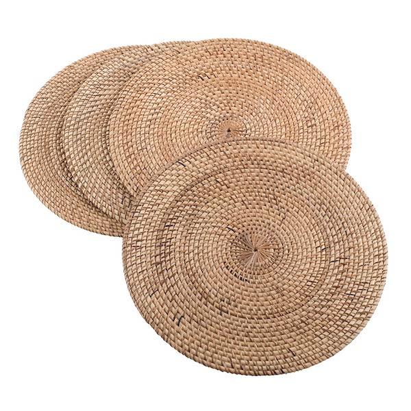 rattan placemats wholesale2