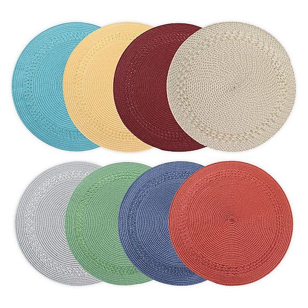 round placemats wholesale